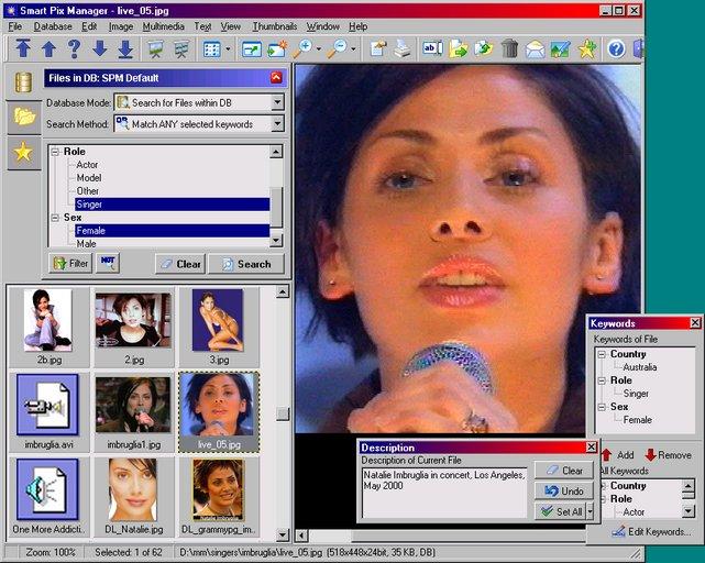 M3 Manager screenshot